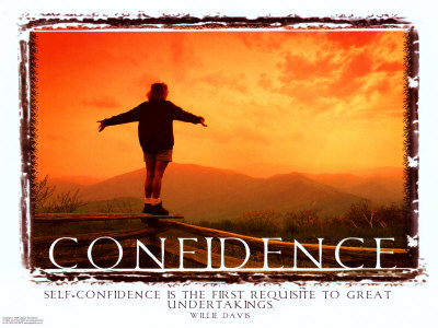Confidence-Posters
