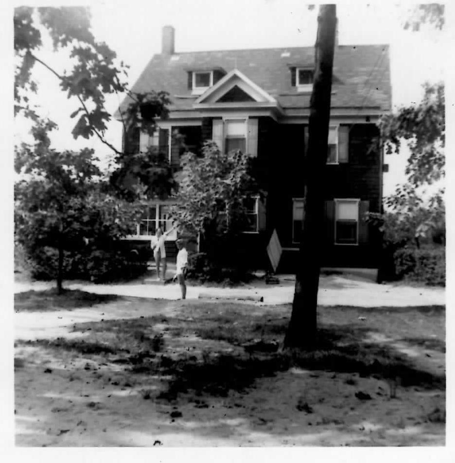 Benson House 1955