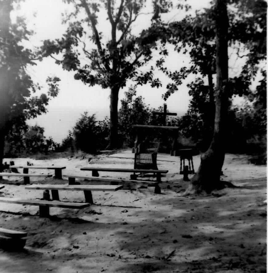 Chapel Grove 1955
