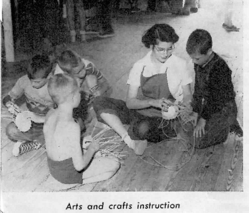 Craft Shop 1955