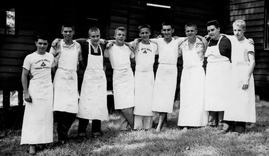 Work Crew 1955