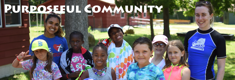 Purposeful Community